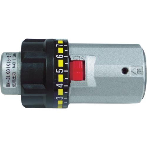 日本精器(株) BN-3LK01K15-8 日本精器 手元減圧弁8A1.5MPa仕様 BN 3LK01K15 8