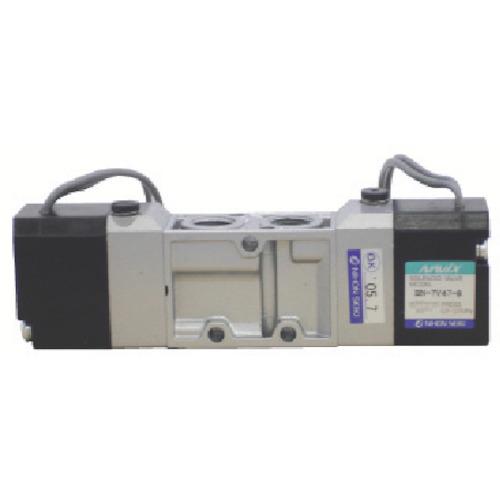 日本精器(株) BN-7V47-8-G-E100 日本精器 4方向電磁弁 8A AC100V グロメット7Vシリーズダブル BN 7V47 8 G E100