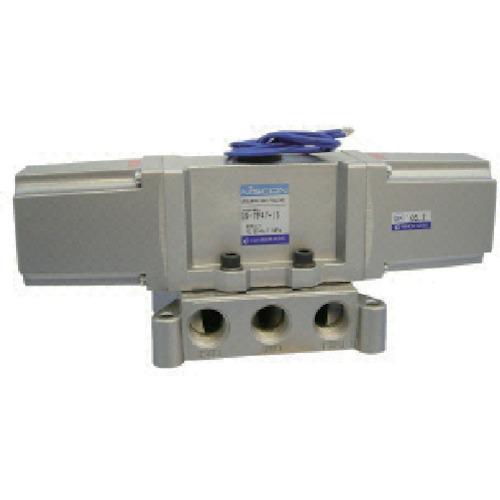 日本精器(株) BN-7F47-10-E-100 日本精器 4方向電磁弁 10A AC100V 7Fシリーズダブル BN 7F47 10 E 100