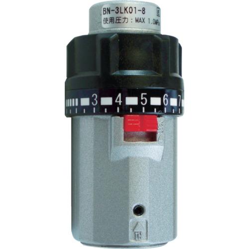 日本精器(株) BN-3LK01-8-SP 日本精器 手元減圧弁8A1.0MPa仕様カップリング付 BN 3LK01 8 SP