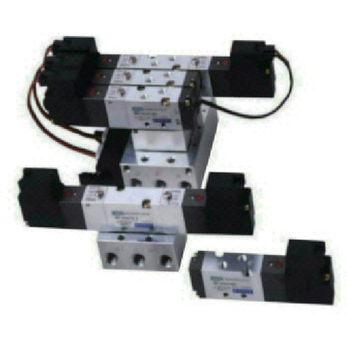 日本精器(株) BN-7G43-M5-C-E-200 日本精器 4方向電磁弁 M5プラグコネクタ式 AC200V直接配管型 BN 7G43 M5 C E 200