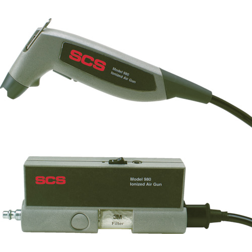 DESCO JAPAN(株) 980 SCS イオナイズドエアーガン 980 980