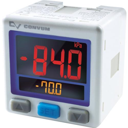 (株)妙徳 MPS-C35R-NCA CONVUM デジタル圧力センサ 連成圧 出力2点 アナログ出力付 MPS C35R NCA