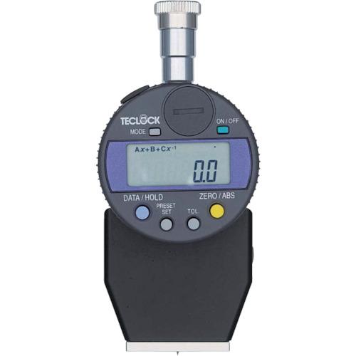 (株)テクロック GSD-744J テクロック ゴム?プラスチック硬度計 GSD 744J