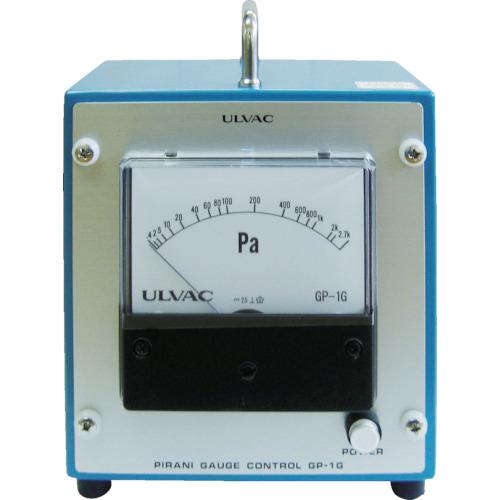 WP01 ULVAC ピラニ真空計(アナログ仕様) GP-1Gケース付き/WP-01 WP01