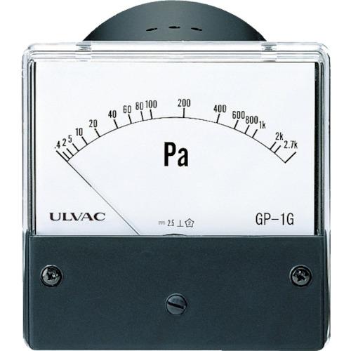 WP02 ULVAC ピラニ真空計(アナログ仕様) GP-1G/WP-02 WP02