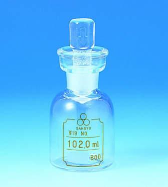三商 sansyo 三商印 電極用ふらん瓶 ガラスカラー 100ml sansyo
