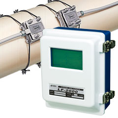 SONY克 SONIC 高精度型超声波液体流量计LFT-20,   LFT-20 SONIC LFT 20 LFT 20