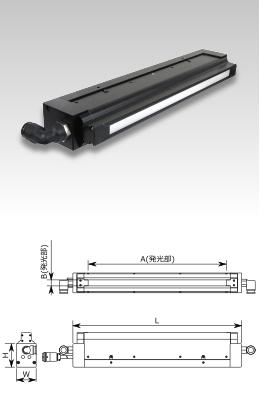 艾泰克 AITEC 视觉LED线光源 LLR1238W21-57W AITEC LED LLR1238W21 57W