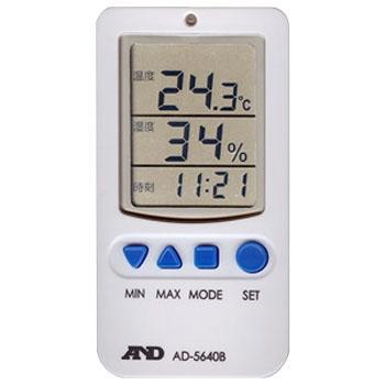 艾安得 AND AD-5640B 警告数字温湿度计 AND AD 5640B