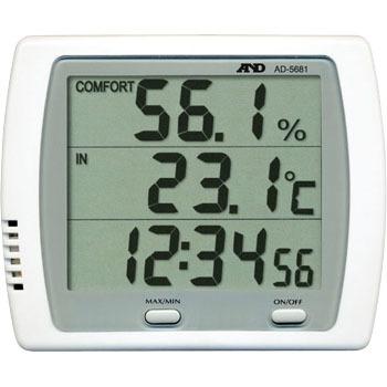 艾安得 AND AD-5681 温湿度计 AND AD 5681