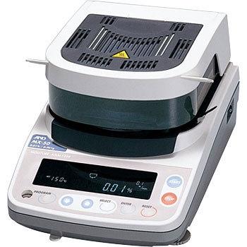 艾安得 AND MX-50 加热干燥式水分计