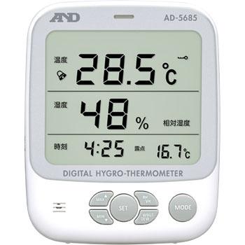 艾安得 AND AD-5685 环境温湿度计
