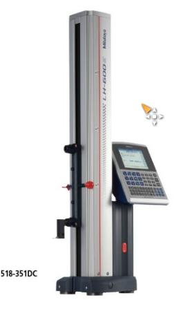 三丰金莎贸易代理,Mitutoyo 高精度测高仪518-234高精度2D测量系统 518-234