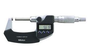 三丰金莎贸易代理,Mitutoyo  精密测量工具,外径千分尺104-145A 104-145A