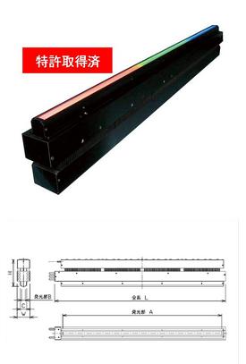 艾泰克广州金莎代理,AITEC CCD相机光源 LLRM2450x50-81R 艾泰克 AITEC CCD LLRM2450x50 81R