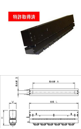 艾泰克广州金莎代理,AITEC CCD相机光源 LLRM1050x50-81G 艾泰克 AITEC CCD LLRM1050x50 81G