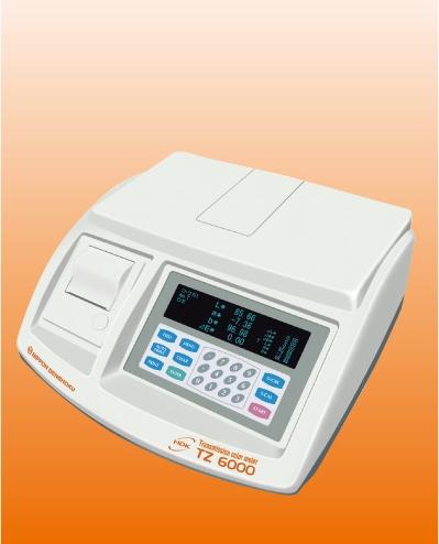 电色广州金莎代理 NDK色差计 TZ6000 NDK TZ6000