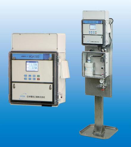电色广州金莎代理 NDK流程浊度和色度仪WQA7000 WQA7000 NDK WQA7000 WQA7000
