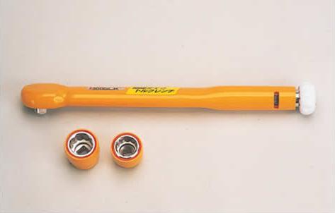 中村金莎贸易代理 KANON绝缘型预置式扭力扳手N450QLK-CE