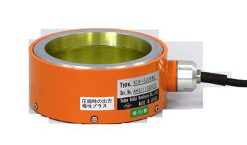 TML金莎贸易代理 TML 压缩型高精度荷重计 KCK-1MNA 东京测器 TML TML KCK 1MNA