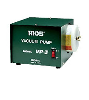 好握速金莎代理 HIOSHIOS 真空泵VP-3 HIOSHIOS VP 3