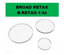 鲁机欧金莎代理 LUCEO 宽带波片B-RETAX-14λ-30 B-RETAX-14λ-30 LUCEO B RETAX 14 30 B RETAX 14 30