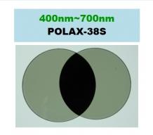 鲁机欧金莎代理 LUCEO 直线偏光板POLAX-38S-10 POLAX-38S-10 LUCEO POLAX 38S 10 POLAX 38S 10