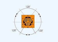 金莎娱乐场快速充值 KYOWA 应变片 3轴平面配置应变片KFG-1-120-D4-23 KFG-1-120-D4-23 共和 KYOWA 3 KFG 1 120 D4 23 KFG 1 120 D4 23