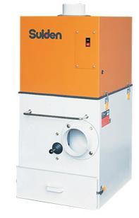 瑞电金莎代理 SUIDEN集尘机SDC-L1500BS SUIDEN SDC L1500BS