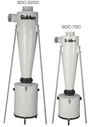 瑞电金莎代理 SUIDEN集尘机SDC-75C SUIDEN SDC 75C