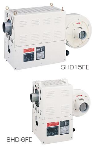 瑞电金莎代理 SUIDEN热风机SHD-6FII