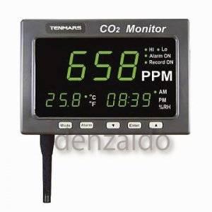 富装金莎代理 FUSO二氧化碳监测计 TM-187 FUSO TM 187