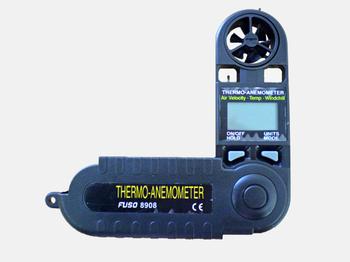 富装金莎代理 FUSO风速温度计 FUSO-8908 FUSO FUSO 8908