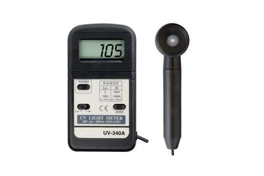 富装金莎代理 FUSO数码紫外线强度计 UV-340A FUSO UV 340A