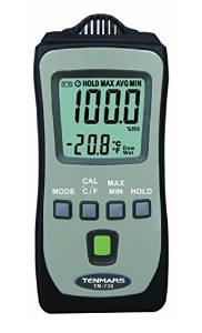 富装金莎代理 FUSO迷你掌上数字温湿度,露点仪 TM-730 FUSO TM 730