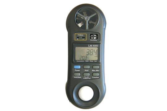 富装金莎代理 FUSO环境监测器 LM-8000 FUSO LM 8000