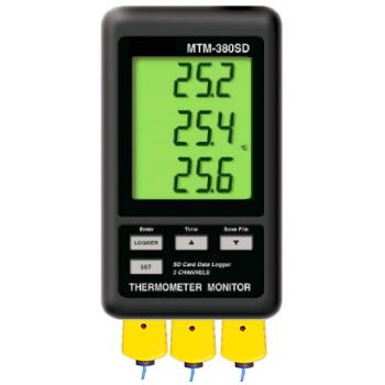 富装金莎代理 FUSO3通道温度监测 MTM-380SD