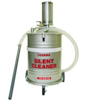 大泽金莎代理 OSAWA静音过滤吸尘器SC60-38SF