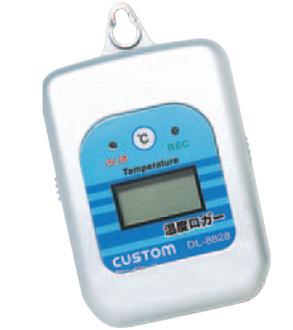东洋金莎代理 CUSTOM 数字温度计DL-8828 CUSTOM DL 8828
