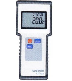 东洋金莎代理 CUSTOM 数字温度计CT-02 CUSTOM CT 02