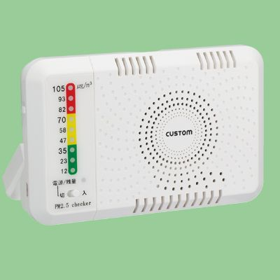 日本东洋CUSTOM PM2.5检测仪PM-2.5C CUSTOM PM2 5 PM 2 5C