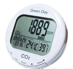 东洋金莎代理 CUSTOM CO2测定仪CO2-M1 CUSTOM CO2 CO2 M1