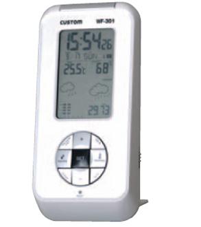 东洋金莎代理 CUSTOM 温湿度计WF-301 CUSTOM WF 301