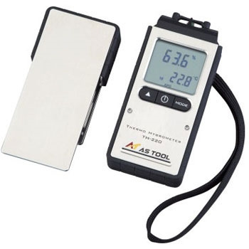 亚速旺 ASONE TH-220 热湿度计 ASONE TH 220