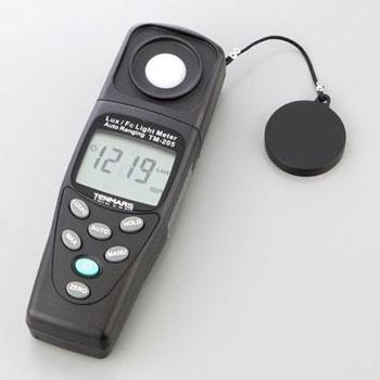 亚速旺 ASONE TM-205 照度计 ASONE TM 205