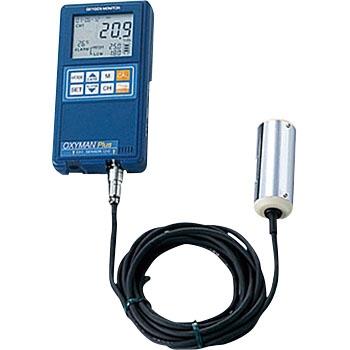 亚速旺 ASONE OM-25MP11 氧监视器 ASONE OM 25MP11