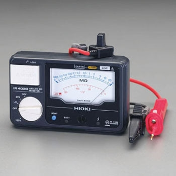 ESCO EA709BC-4 模拟绝缘电阻计 ESCO EA709BC 4