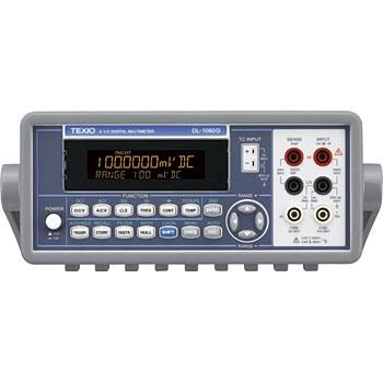 德仕 TEXIO  DL-1060VR 数字多计6位数1 2·RS-232 C TEXIO DL 1060VR 6 1 2 middot RS 232 C