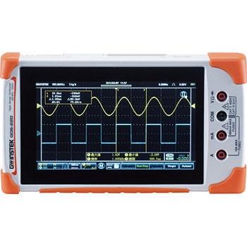 德仕 TEXIO  GDS-220 紧凑数字奥西洛斯科普+数字多米花200MHz·2ch?3位数1 2 TEXIO GDS 220 200MHz middot 2ch 3 1 2